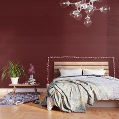 IMPORTANT: make sure to order enough panels to cover your wall or surface (size options below). Our peel and stick Wallpaper is easy to apply and take off, leaving no adhesive residue. Featuring sharp, vibrant images, Wallpaper patterns are ideal for accent walls, flat surfaces and temporary installations (like parties!). Available in three floor-to-ceiling sizes. - Panel size options in feet: 2' (W) x 4' (H), 2' x 8', 2' x 10' - Printed on... Striped Wallpaper, Green Wallpaper, Peel And Stick Wallpaper, Pattern Wallpaper, Color Of The Year, Fabric Panels, Green Stripes, Teal Blue, Blue Green