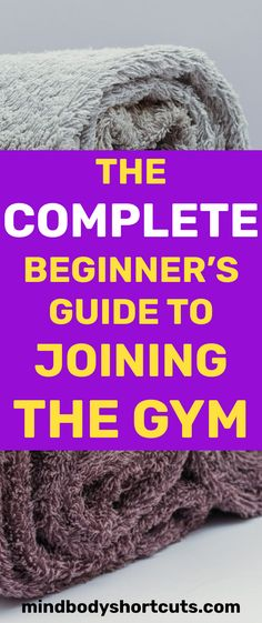Want to join the gym but still a bit weary about the whole idea? This guide will help beginners join the gym with proper preparation and the correct mindset. You Fitness, Physical Fitness, Fitness Goals, Beginner Workouts, Workout For Beginners, Leg Press, Water Weight, All About Eyes, Health And Wellbeing