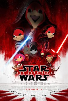 Star Wars Edit: The Last Ebola | Ugandan Knuckles | Know Your Meme