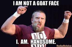 LOL, poor Daniel Bryan!!!