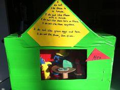 1st Grade Dr. Seuss Project
