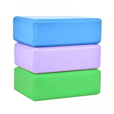 Yoga Block Brick Home Exercise Pilates Gym Foam Workout Sports Stretching Aid Body Shaping Health Training Fitness Equipment Yoga Equipment, No Equipment Workout, Fitness Equipment, Training Equipment, Bloc Yoga, Gym Workouts, At Home Workouts, Workout Tips, Sport