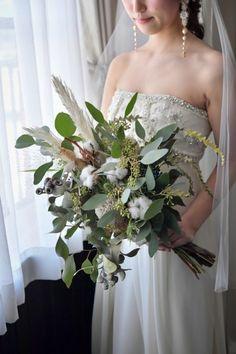 BE HONEST WITH / WEDDING | ARCH DAYS Fern Wedding, Flower Bouquet Wedding, Pampas Grass, Unique Weddings, Wedding Photos, Wedding Planning, Strapless Dress, Wedding Inspiration, Bridal