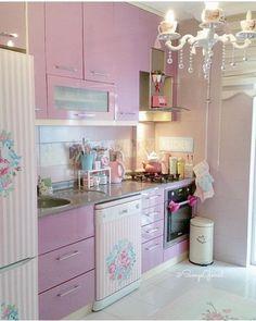 ♔ Cozy Kitchens