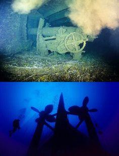HMS VICTORIA WRECK