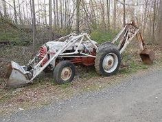 Jubilee 8n Ford Tractor, Tractor Loader, Small Garden Tractor, Homemade Tractor, Tractor Attachments, Trucks, Choppers, Cars, Farming