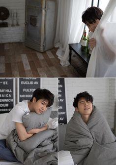 > Jacket Photo Making Infinite Members, L Infinite, Nam Woo Hyun, Kim Myung Soo, Perfect Strangers, Myungsoo, Woollim Entertainment, Asian Hotties, Lee Sung