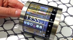 cool MWC 2016: This is the flexible, foldable future of smartphone displays