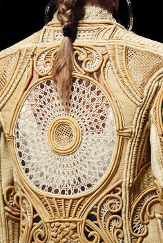 Haute Couture......detail detail.  Style style.  You get what you pay for......