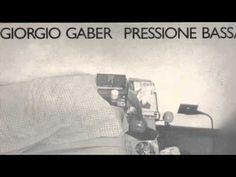 Non è più il momento - Giorgio Gaber [testo]