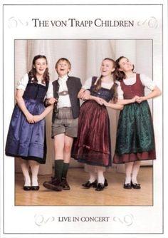 Sound of music-famille von trapp-victorian rose sailor von trapp costume tous âges
