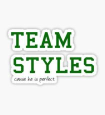 One Direction - Team Harry Styles Sticker