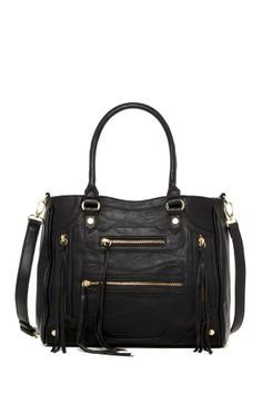 Steve Madden -- I actually JUST bought this bag