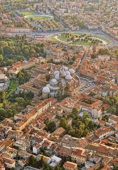 Padova, Italia Basilica del Santo
