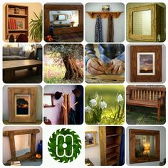 Designed and #handmade from #reuse, #recycled #wood by #MarcWoodJoinery in #Somerset, our #furniture is available on #etsy and #ebay #UK, #bespoke service, #upcycle #green #living #sustainability #country #rustic #home #interiors #design #craft #unique #artisan #eco-friendly #westcountry #southwest #mirror #frame #bookcase #hatstand #coatstand #coathooks #shelf #with #hooks #gardenbench #coffeetable #table