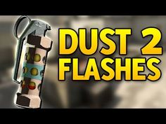 DUST2 Flashes For Noobs  By Nick Bunyun (de_dust2 tips csgo)