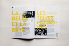 graphique Léa Taillefert Graphic Design CNC - MOTOR, The light children's diary . Magazine Layout Design, Book Design Layout, Print Layout, Portfolio Design, Mise En Page Portfolio, Editorial Design, Editorial Layout, Cnc, Mise En Page Magazine