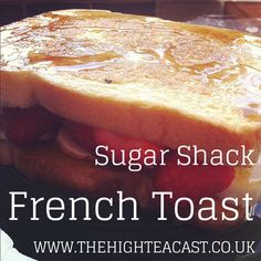 Gorgeous french toast for breakfast, brunch or a little sneaky treat!
