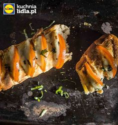 Bagietka capresse. Kuchnia Lidla - Lidl Polska. #lidl #chrupiacezpieca