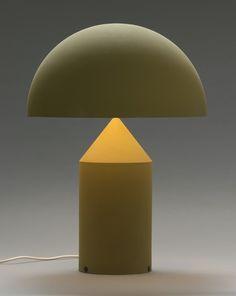 Vico Magistretti. Atollo Table Lamp (model 233). 1977