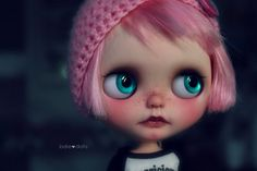 Lola custom Blythe art ooak doll by Jodiedolls by Jodiedolls