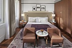 Hotel Accommodation   Rooms   Suites   Mandarin Oriental, Milan