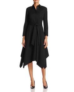 Lafayette 148 New York Moxie Belted Dress | Bloomingdale's