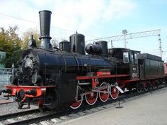 Russian steam engines