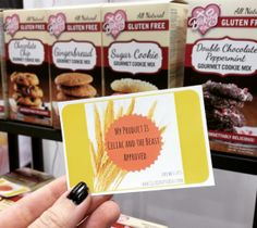 Top Expo West Finds 2015: SWEETS #glutenfree #ricefree #celiac #expowest