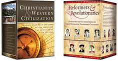 Western Civilization Collection (20 DVDs)