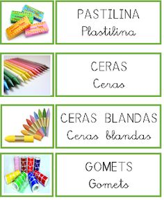 La granja de Daniela: ORDENAR EL AULA Catalan Language, Colegio Ideas, Dora, Art Birthday, Printable Labels, Classroom Decor, Montessori, Homeschool, Activities