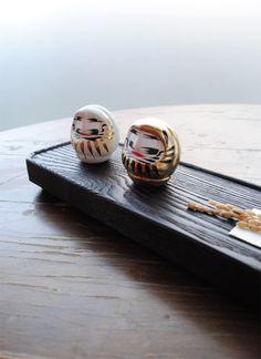 Japanese Daruma dolls -