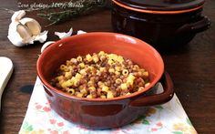 Pasta e lenticchie gustose e semplici da preparare