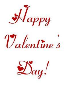 Happy Valentine's Day! Happy Valentine's Day! Happy Valentine's Day! I hope you are all having a marve - Valentines Day Sayings, Love Valentines, Valentine Day Cards, Happy Valentines Day Pictures, Valentines Day Greetings, Birthday Greetings, My Sweet Valentine, My Funny Valentine, Vintage Valentines