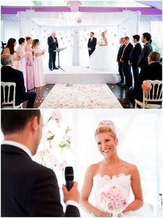 Pink fairytale wedding - © Fred Marigaux Photos
