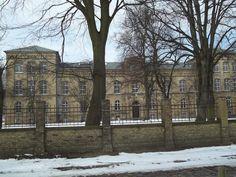 Ehemalige Heinrich-von-Stephan Schule in Kiel-Friedrichsort