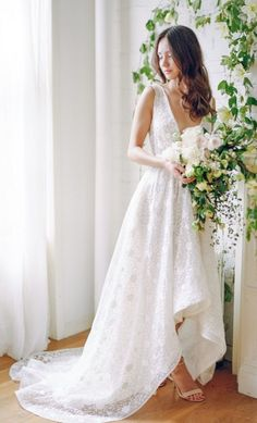 lovely wedding dress