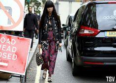 Susie Bubble #style #streetstyle #fashion #streetfashion #london #england #uk #londonfashionweek #lfw #fashionweek #fw #ss2016