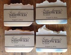 Improve Yourself, Make It Yourself, Soap Favors, Bath And Body, Place Card Holders, Christmas, How To Make, Diy, Design