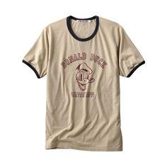 MEN DISNEY PROJ Graphic Short Sleeve T Shirt R