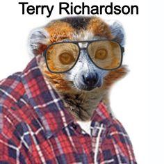 Terry Richardson, via fashimals.tumblr.com