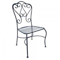 Shop Temple & Webster outdoor furniture online for cheap outdoor chairs & outdoor bar sets. Wrought Iron Outdoor Furniture, Wrought Iron Chairs, Iron Furniture, Steel Furniture, Metal Chairs, Furniture Design, Furniture Ideas, Outdoor Bar Sets, Outdoor Seating