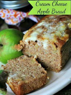 Cream Cheese Apple Bread Recipe- Honeycrisp.com