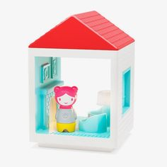 Kid O / Myland / Play House / Woonkamer met licht