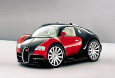 bugatti smart car