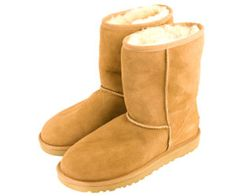 Now, don't get me wrong, LOVE Uggs. HATE salt-stains. Easy removal technique if you don't have a bottle of salt stain remover