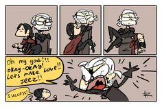 The Witcher 3, doodles 109 by Ayej.deviantart.com on @DeviantArt