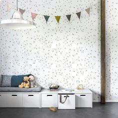 vtwonen vliesbehang confetti (dessin 103994) kopen? vtwonen behang | KARWEI