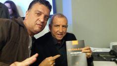 Jeferson Santos e Clarel Lopes,  presidente da UP!