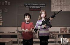 L'Amérique interdit un conte mais autorise les armes
